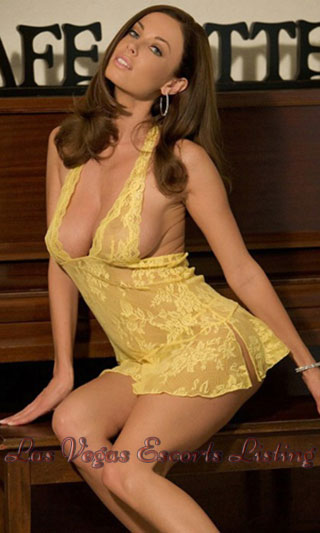 She may be the best escort in Vegas you will ever spend time with.