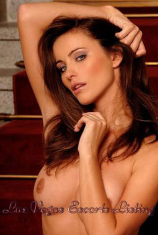 She belongs to the best escort service in Las Vegas, but is yours tonight.